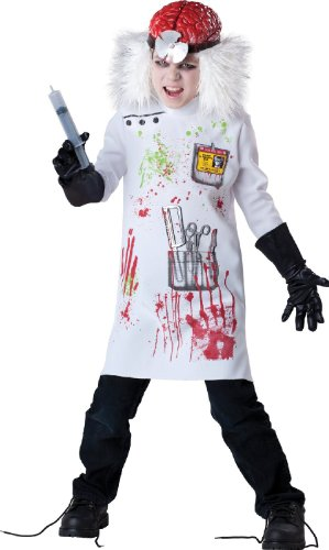 Mad Scientist Child Costume - Dr. Scientist Costume