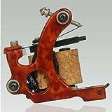 Premium Copper Wire Coils Tattoo Machine Liner & Shader, Red, OTW-M301-4 (Color: Gold)