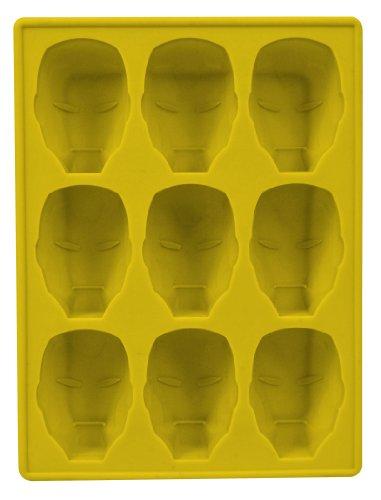 Diamond Select Toys Marvel Iron Man Helmet Silicone Tray - 1