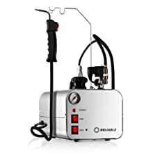 Reliable i500B Stainless-Steel 2/3-Gallon Dental Steam Cleaner