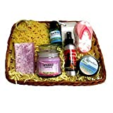 Aromatherapy Spa Basket