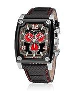 Akribos XXIV Reloj con movimiento cuarzo suizo Man AK611BK 40 cm
