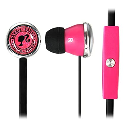 Barbie-ZVBR-1002M-In-Ear-Headset
