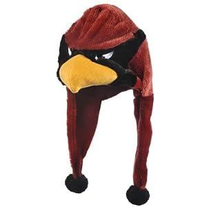 NFL Arizona Cardinals Thematic Mascot Dangle Hat