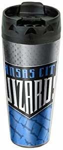MLS Kansas City Wizards 16 Ounce Travel Mug by WinCraft