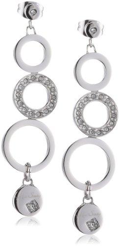 Miss Sixty SMXE03 - Orecchini pendenti da donna, acciaio inossidabile