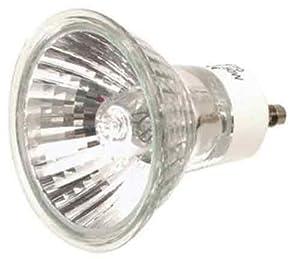 Broan GU1035 Halogen Bulb, 120-volt 35-watt GU10 MR16