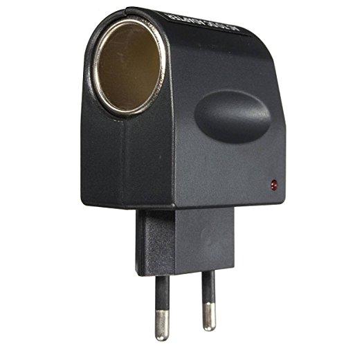 AUDEW-Universal-Auto-Zigarettenanznder-Adapter-Konverter-EU-Stecker-220V-AC-12V-DC