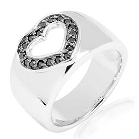 Love Collection 604000392 - Anillo de mujer de plata con circonitas anillo mujer barato woman cheap ring