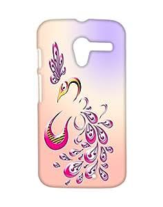 Mobifry Back case cover for Motorola Moto X 1st generation Mobile ( Printed design)