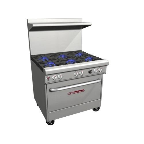 36 Inch Electric Stove
