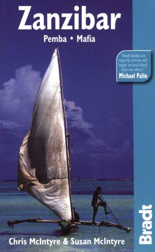Zanzibar 7th (Bradt Travel Guide)