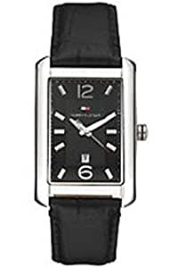 Tommy Hilfiger Men's 1710302 Leather Watch