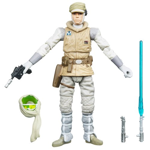 41CqSXmGc6L Star Wars The Empire Strikes Back The Vintage Collection   Luke Skywalker   Hoth Outfit Figure