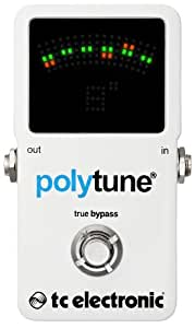 TC Electronic POLYTUNE 2 Electric guitar effects Pedal tuners