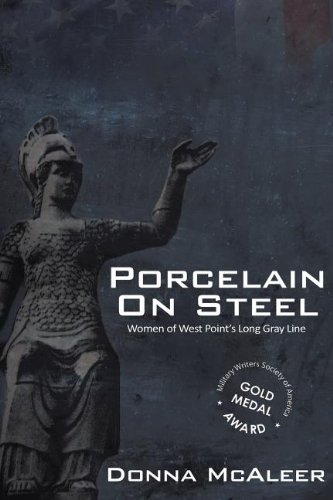 Image of Porcelain On Steel | Women of West Point's Long Gray Line