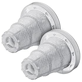 DustBuster Replacement Filter - 2 Pack