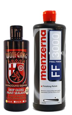 German Final Gloss Combo (Final Finish / Paint Sealant) (Menzerna Paint Sealant compare prices)