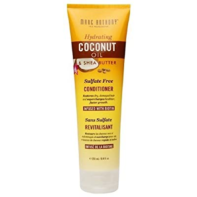 Marc Anthony True Professional Hydrating Coconut Oil & Shea Butter Conditioner 8.4 fl oz (250 ml) by AB