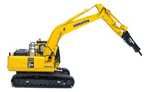 komatsu-pc210-lc-excavator-with-hammer-diecast-model-excavator
