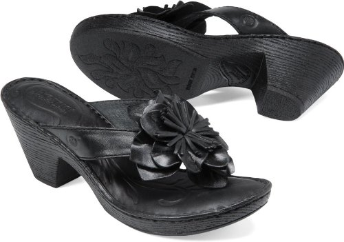 Born Women's Sweetbriar Sandal - 8M Black