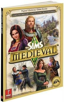 SIMS MEDIEVAL PRIMA OFFICIAL GAME GUIDE - 1