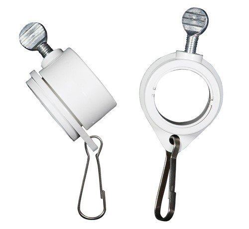 Valley Forge 28219 Flag Mounting Rings, Set of 2