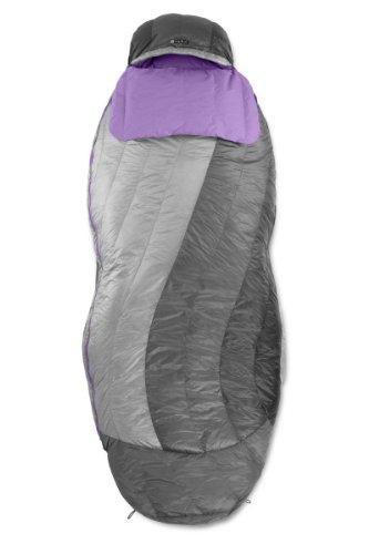 Nemo Rhapsody 15 Sleeping Bag - Women'S Almnm / Iris - Almnm / Clvr One Size