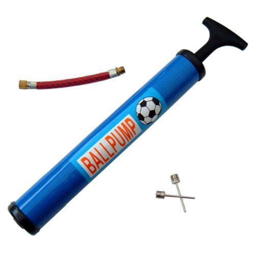 Ball & Bicycle Hand Pump, with Needle & Connector