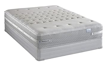 Sealy Posturepedic Valmont Firm Euro Pillow Top Mattress