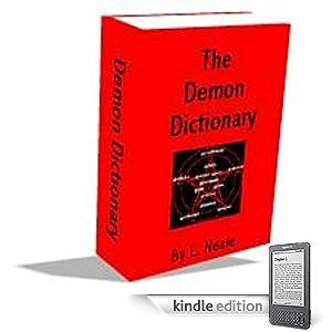 Demons Dictionary | RM.