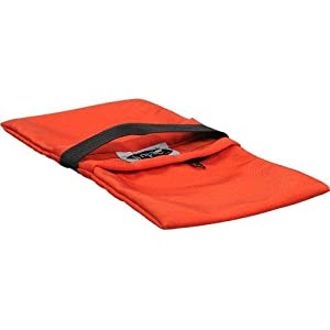 Impact Empty Saddle Sandbag - 5 lb (Orange Cordura)