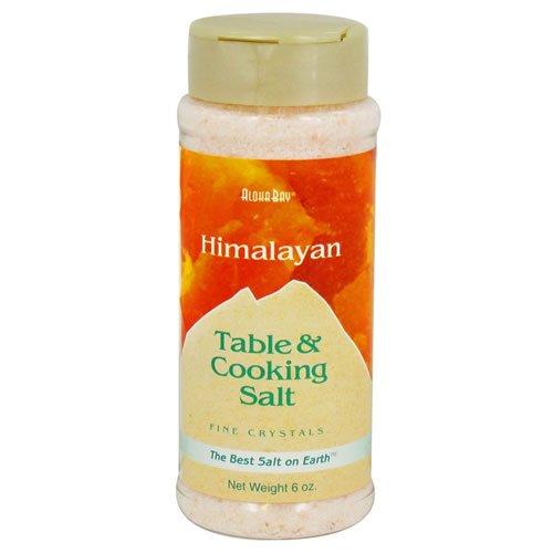 Himalayan Table And Cooking Fine Crystal Salt