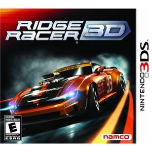 NEW Ridge Racer 3DS (Videogame Software)