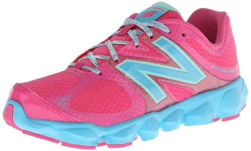 New Balance K4090 Grade Running Shoe (Big Kid),Pink/Blue,3.5 W Us Big Kid