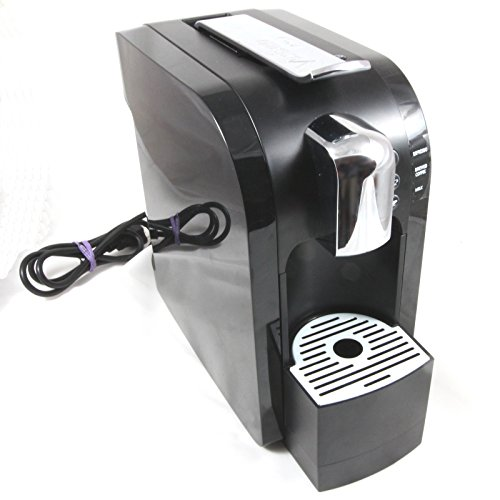 Starbucks Verismo 580 Brewer Piano Black (011023262) front-297675