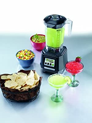 Waring Commercial MMB150 Margarita Madness Elite Series Blender with Electronic Keypad Control by Waring Commercial Inc. (Kitchen)