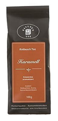 Paulsen Tee Rotbuschtee Karamell 100g