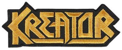 Nuclear Blast - Toppa ricamata con logo: Kreator