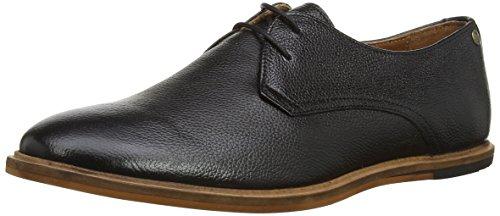 Frank Wright - Busby, scarpe oxford  da uomo, nero(schwarz (black)), 43