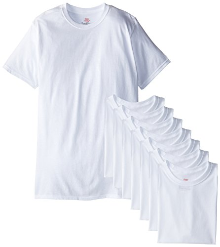 hanes-mens-8-pack-crew-t-shirt-white-x-large