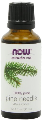 NOW Foods Pine Oil, 1 ounce (Pack of 2)