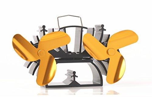 Ofenventilator-mit-6-Klingen-bewegt-90-mehr-warme-Luft-als-3-Klingen-speziell-fr-kleine-Holzofen-wrmt-Raum-schnell-auf-gold