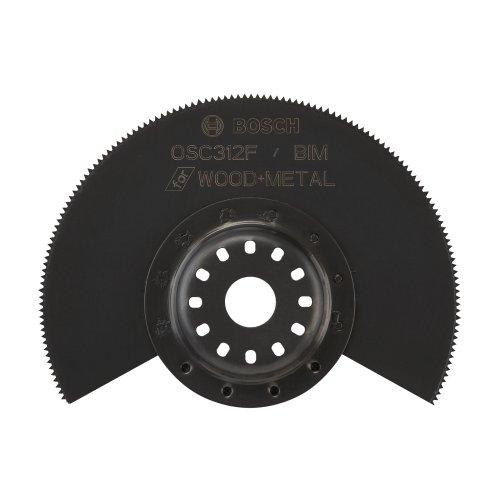 Bosch OSC312F 3-1/2-Inch by 7/8-Inch BIM Flush Cut Blade