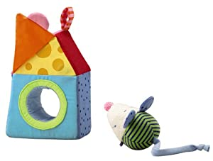 Haba Mouse In The House Clutching Figure