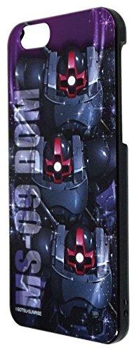 バンダイ 機動戦士ガンダム iPhone6対応 キャラクタージャケット 黒い三連星 GD-22F