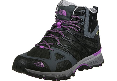 The North Face Donna W Ultra Hike Ii Mid Gtx Scarpe da trekking nero Size: 37