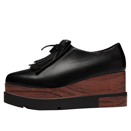 freerun-womens-2016-new-style-casual-slip-on-platform-wedges-tassels-bowknot-shoes-8-bmusblack