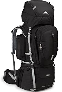 High Sierra Long Trail 90 Internal Frame Pack by High Sierra
