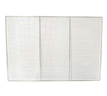 Adcraft DNS1725 Donut Screen, 17 X 25, 1/4 Mesh, For Large Donut Fryers, Nickel Plated-DNS1725